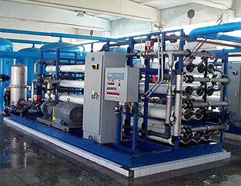 Water Equipment Technologies Changshan, China project image