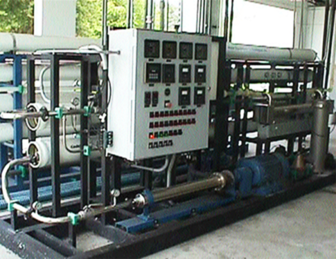 Water Equipment Technologies Florida Electronics Manufacturer project image