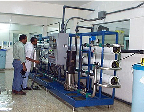 Water Equipment Technologies Dominican Republic Pharmaceutical Laboratory