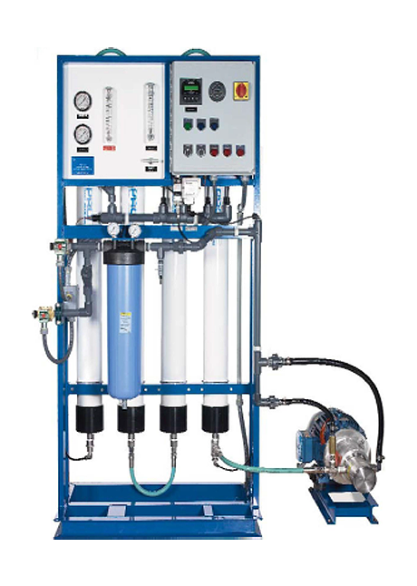 Water Equipment Technologies Light Commercial Desalination System product image