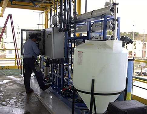 Water Equipment Technologies Puerto Rico Pharmaceuticals project image