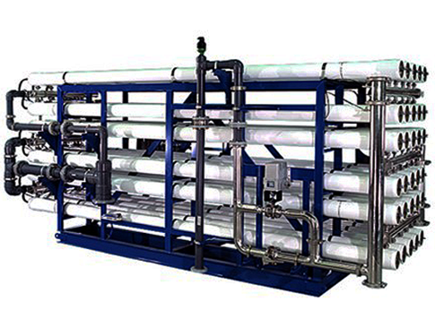 Water Equipment Technologies Newport News Water Treatment Plant project image