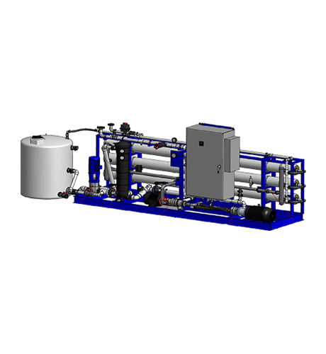 Water Equipment Technologies Seawater Desalination Pressure Exchanger product image