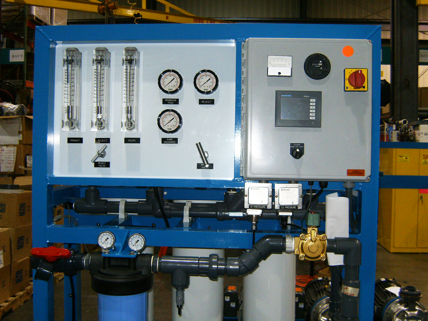 Water Equipment Technologies Pompano Beach Club Bermuda