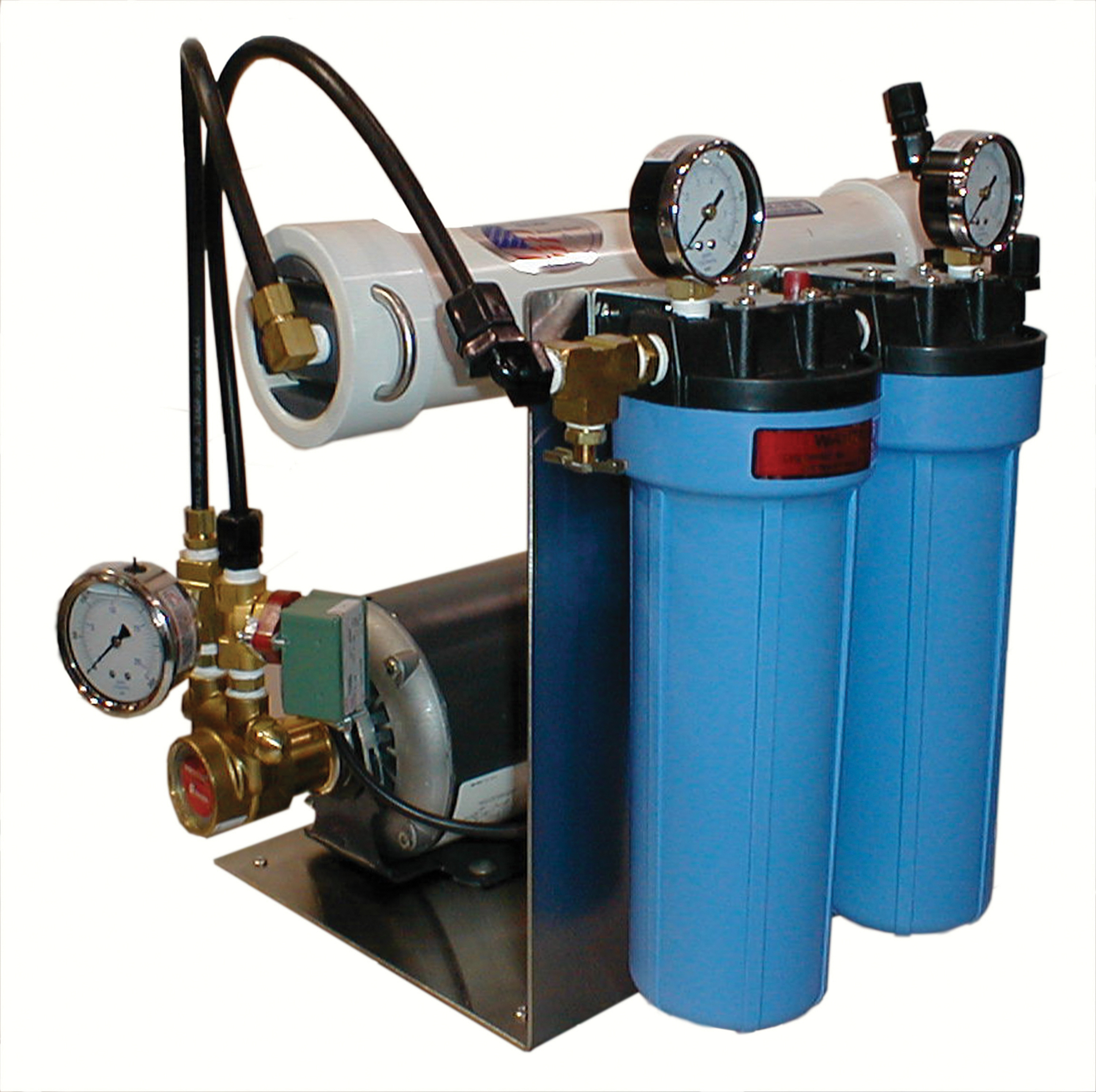 Whole house water filer system orodcut image