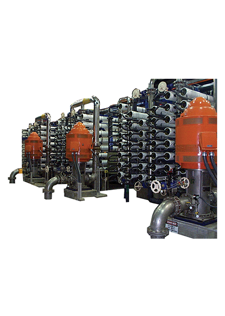 Water Equipment Technologies Industrial & Municipal Brackish Water Reverse Osmosis product image