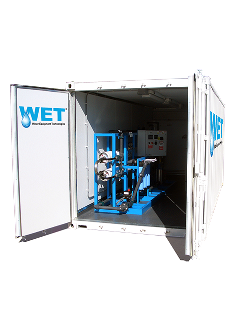 Water Equipment Technologies Containized System product image