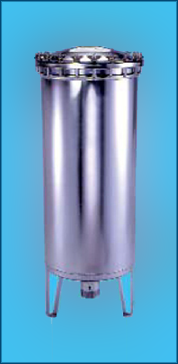 Water Equipment Technologies fh-wb100 stainless steel filter housing product image