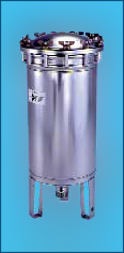 Water Equipment Technologies fh-wb14 stainless steel filter housing product image