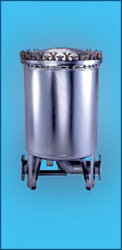 Water Equipment Technologies fh-wb150 stainless steel filter housing product image