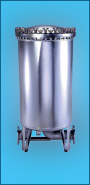 Water Equipment Technologies fh-wb200 stainless steel filter housing product image