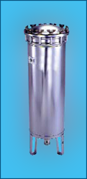 Water Equipment Technologies fh-wb21 stainless steel filter housing product image