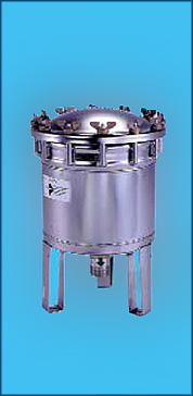 Water Equipment Technologies fh-wb7 stainless steel filter housing product image