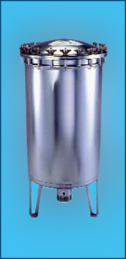 Water Equipment Technologies fh-wb75 stainless steel filter housing product image