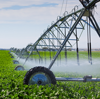 Image of a WET water filtration system: Agricultural