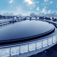 Image of a WET water filtration system: Municipal
